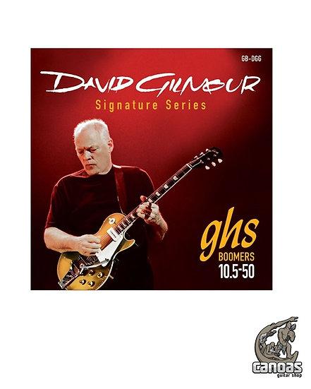 Encordoamento GHS Strings Boomers Signature David Gilmour Gb-dgg .010.5/.050