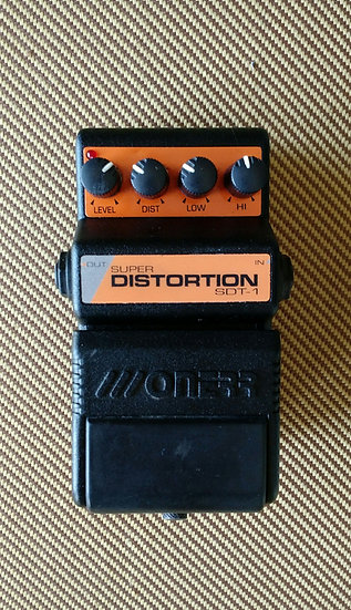 Onner Super Distortion SDT-1