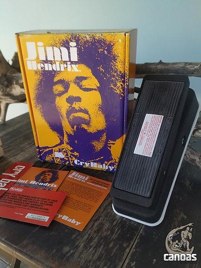 Wah Wah Dunlop Cry Baby Jimi Hendrix Signature JH-1D