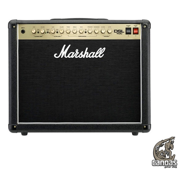 Amplificador Marshall DSL 40C Outlet