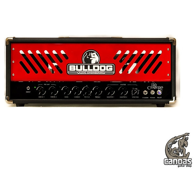 Amplificador Head Bulldog Cérbero 120