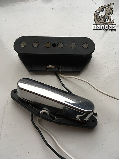 Set Captadores Fender Tex-Mex Telecaster