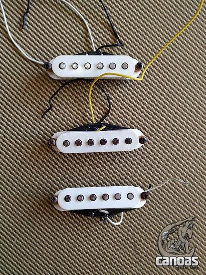 Set Captadores Fender MIM