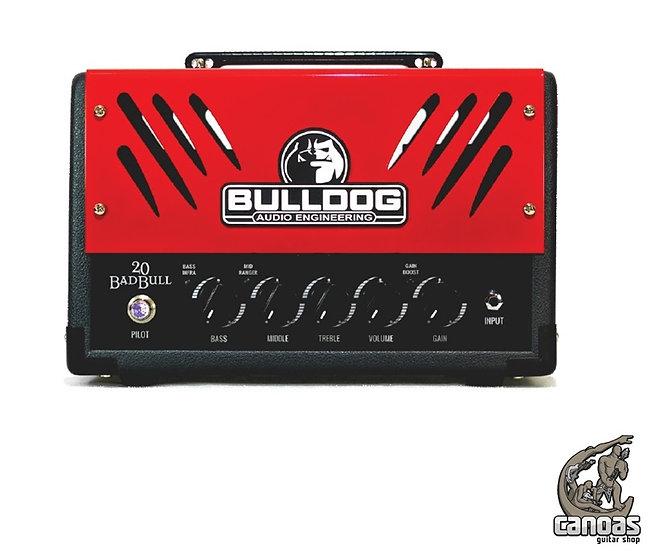 Amplificador Mini Head Bulldog Badbull 20