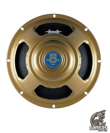 Alto-Falante Celestion Gold G10 10'' Alnico 40w 8 Ohms