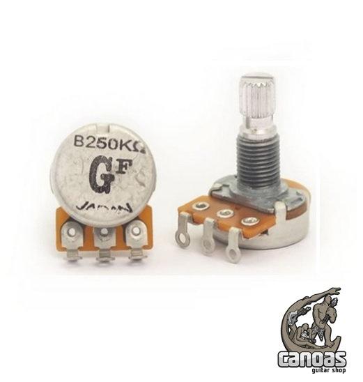 Potenciômetro Gotoh T16-15 K250KB