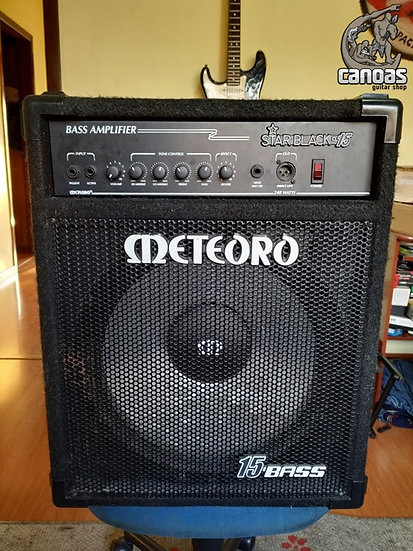 Meteoro Bass Amplifier Star Black 15 240w