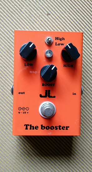 JL The Booster