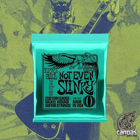 Encordoamento Ernie Ball Not Even Slinky .012
