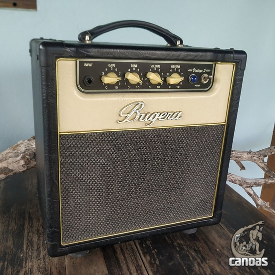 Bugera Vintage 5 All Tube Combo Amp
