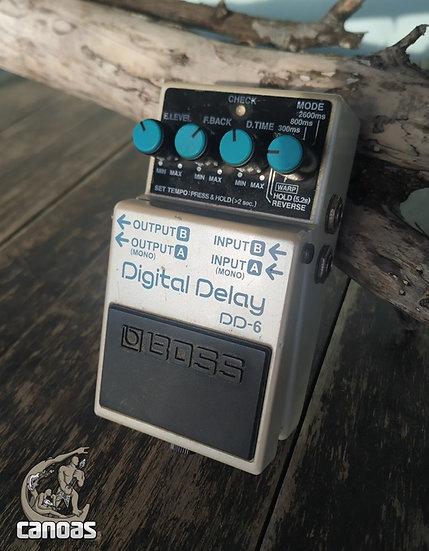 Boss Digital Delay DD-6