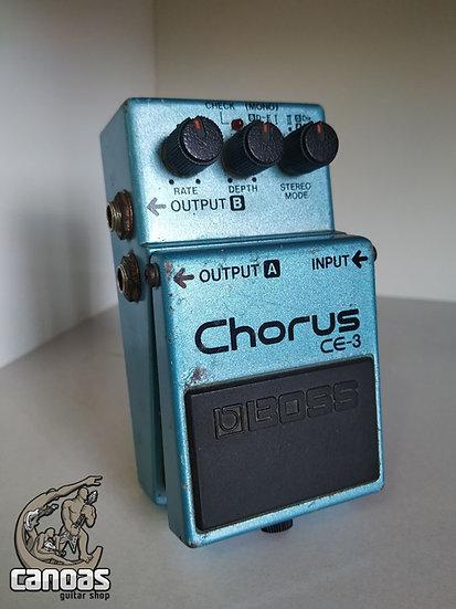 Boss Chorus CE-3 1984