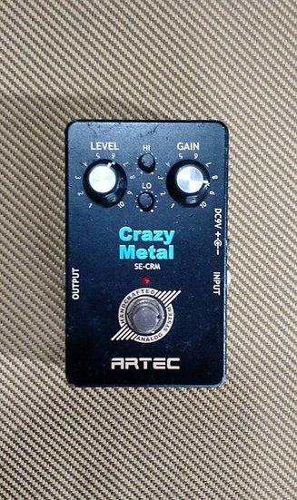 Artec Crazy Metal
