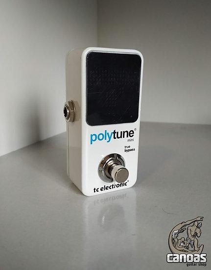 Afinador Tc Electronic Mini Polytune