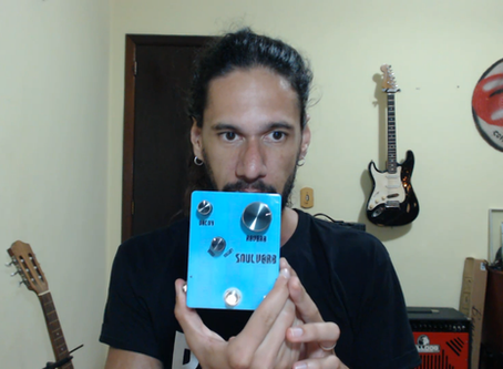 Review pedal Star Dust Soulverb
