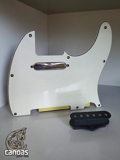 Set de captadores e escudo Fender Telecaster Standard MIM 2013