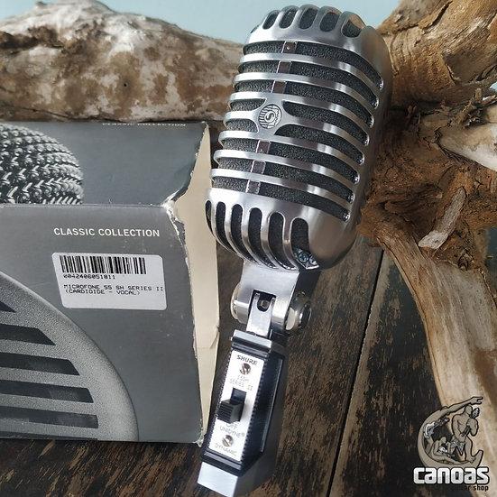 Microfone Shure SH55 Series II
