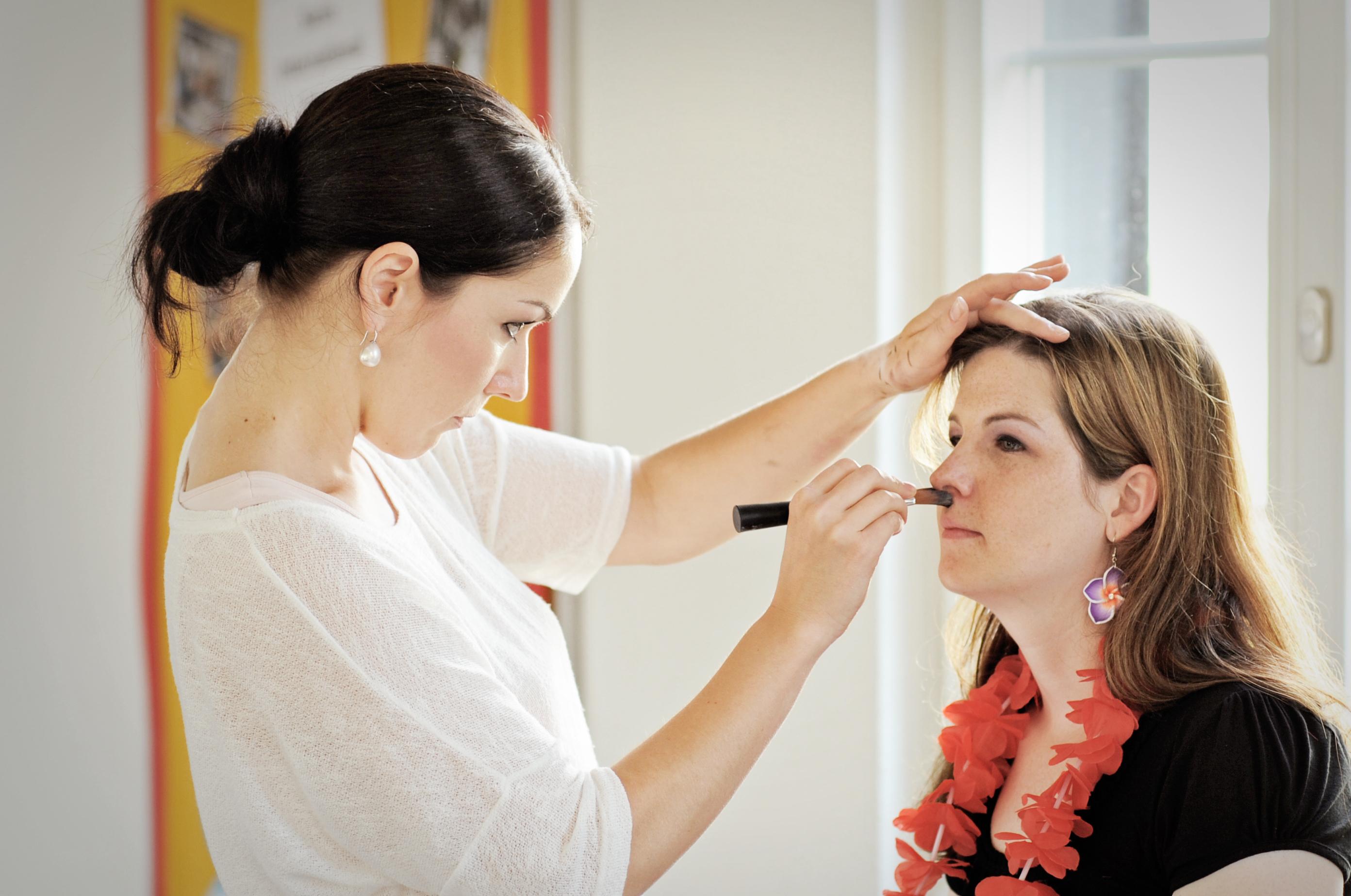 Kosmetikinstitut Weggis: Schminkkurs