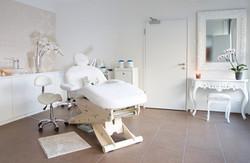 Behandlungskabine Kosmetik Weggis
