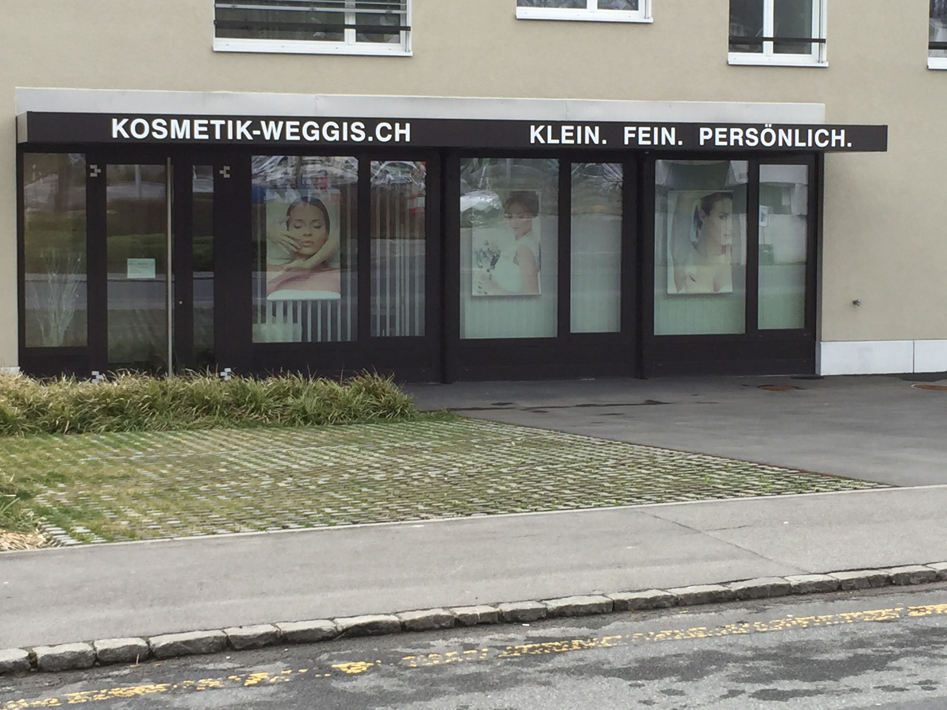 Rüttematten Weggis Kosmetikstudio