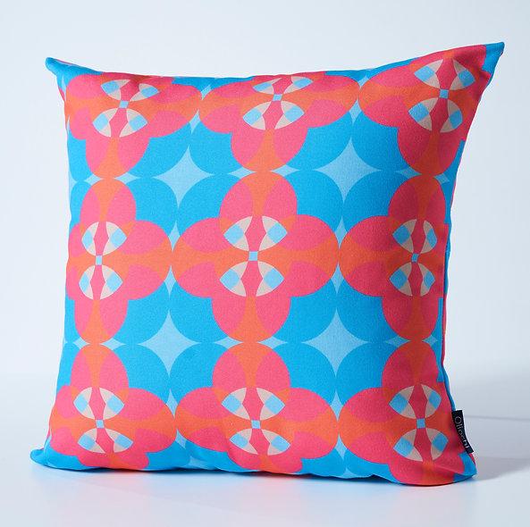 Capella Orange Cushion