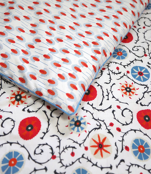 Orlando Quilt Cover & Pillowcases from