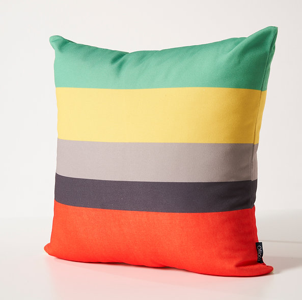 Avalon Stripe Cushion