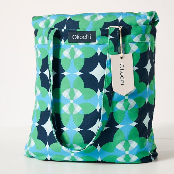 Capella Green Picnic Blanket