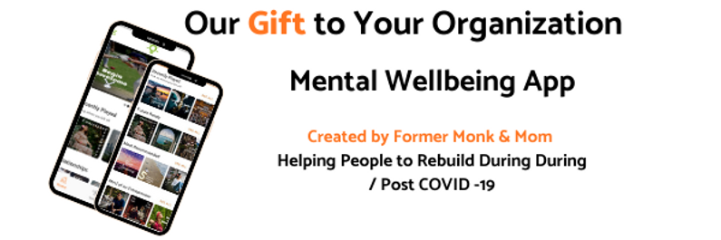 Mental Wellbeing App Created by Former M