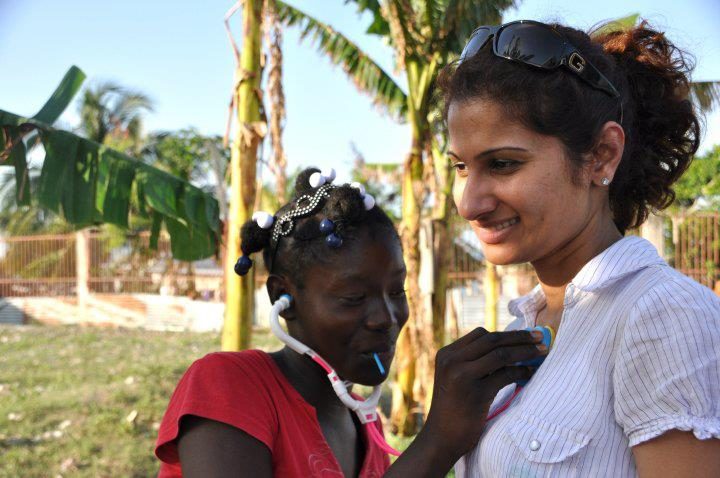 Hope for a Child in Haiti