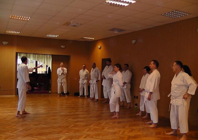 III Sesshin Karate-Do