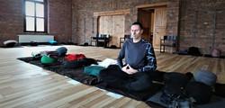 Sesshin Zen Pusta Chmura - medytacja