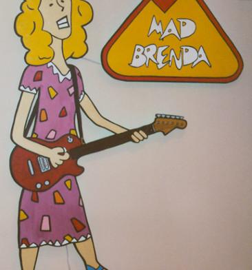 Mad Brenda