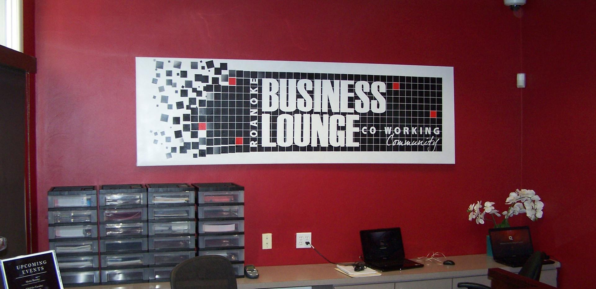 Roanoke Business Lounge