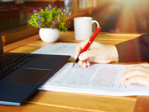 Conseils pour relire votre lettre de motivation
