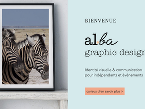 Collaboration avec al.ba graphic design