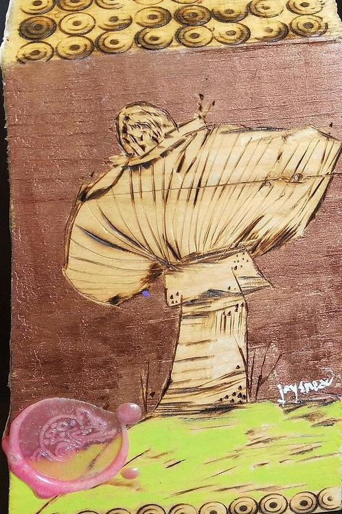Mushroom & Snail