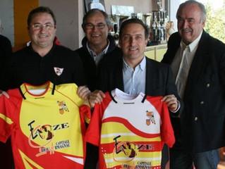 Rugby : des maillots pour les sportifs de l'USE