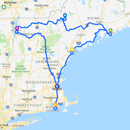 New England 2018