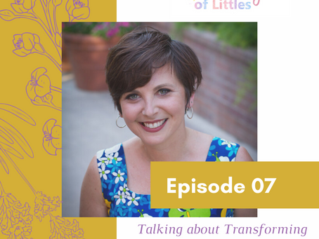 Episode 07: Talking About Transforming Challenging Behaviors with Barb O'Neill