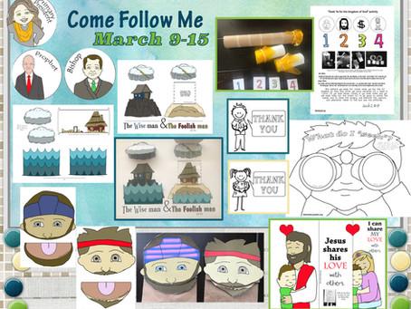 Come Follow Me 2020, March 9-15, Jacob 1-4