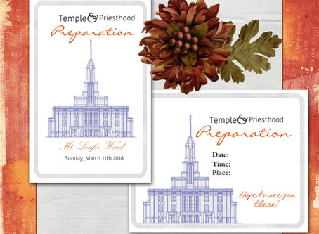 Temple & Priesthood Preparation
