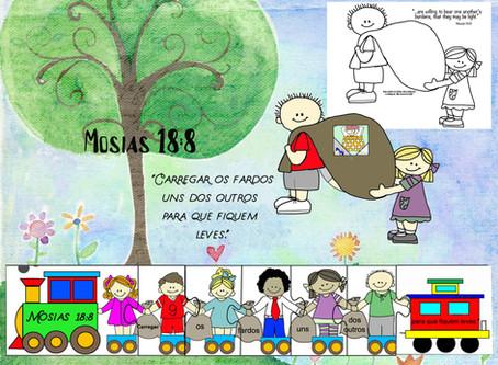 Version: Português - Vem e Segue-me - Mosias 18-24 [11-17 de Maio]