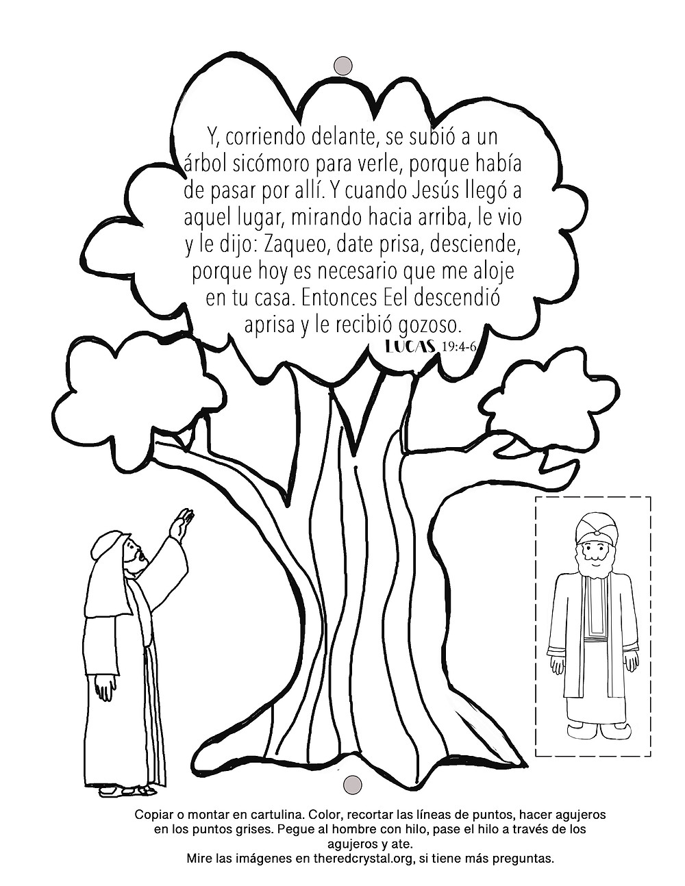 coloring : Zacchaeus Coloring Page Awesome Jesus Meets Zacchaeus ... | 1294x1000