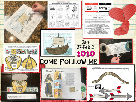 """Come Follow Me 2020, Jan 27-Feb 2, 1 Nephi 16-22, """"I will prepare the way before you."""""""