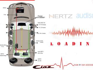 Car Audio Suzuki Ciaz