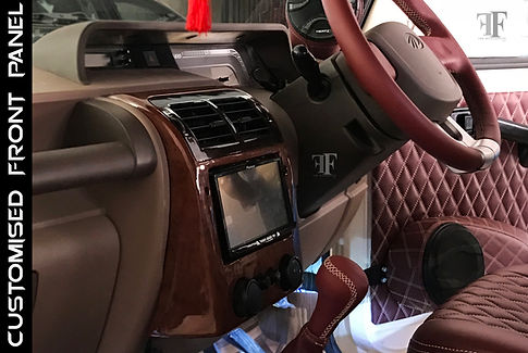 Bolero complete modification done by team ff car accessories, Chennai