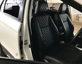 Maruti Suzuki S Cross Seat Cover