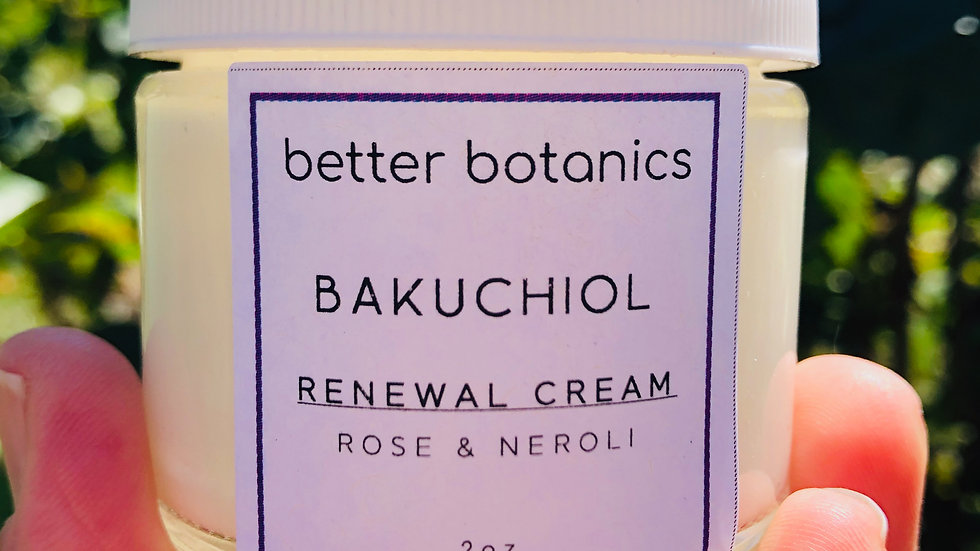 Bakuchiol Renewal Cream