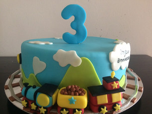 Cake Train